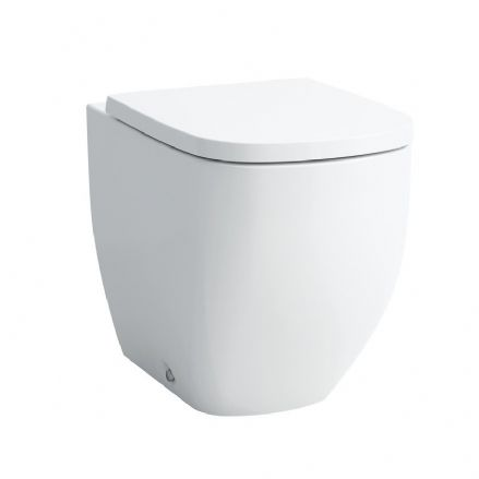 823806 - Laufen Palomba Floorstanding Back-to-wall WC / Toilet For Concealed Cistern - 8.2380.6